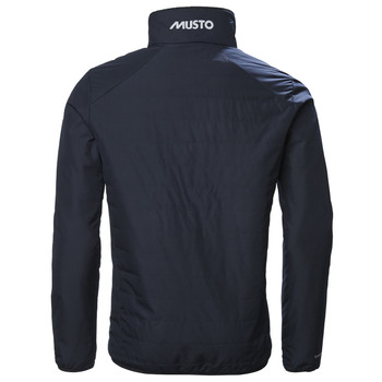 Musto Corsica Funnel Jacket - Navy 11 back