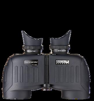 Steiner Commander Binoculars 7x50 with Compass