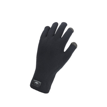 Sealskinz All Weather Knitted Ultra Grip Glove