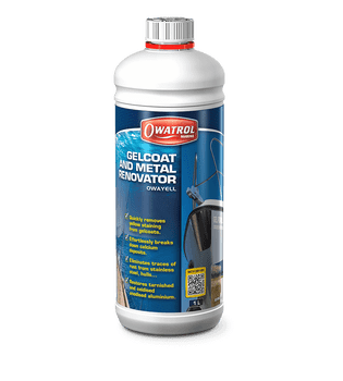 Owatrol Owayell Gelcoat and Metal Restorer 1L
