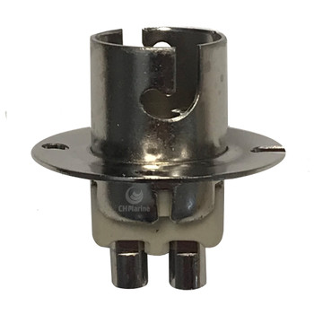 Aqua Signal Replacement BAY 15d  Lamp Holder  - Series 40 & 55