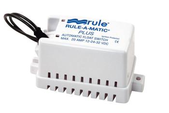 Rule-A-Matic Plus Float Switch  Model 40A