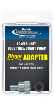 Starbrite Adapter for Suzuki - 10mm