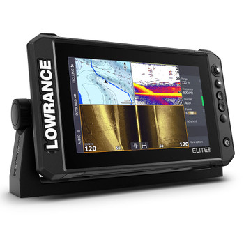 Lowrance Elite 9 FS - ActiveImaging With 3-In-1 Transducer