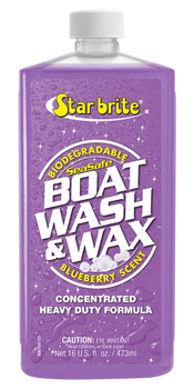 Starbrite Boat Wash & Wax - 500 ml