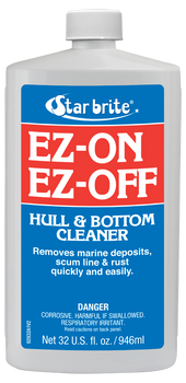 Starbrite EZ On EZ Off Hull & Bottom Cleaner - 32oz