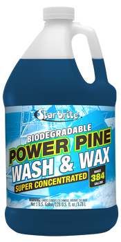 Starbrite Power Pine Wash & Wax