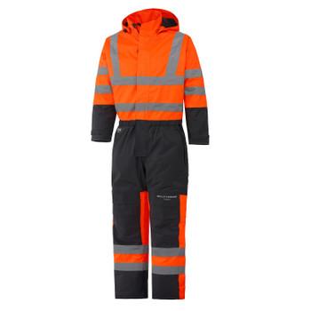 Helly Hansen Alta Insulated Suit - Hi Vis Orange/Charcoal