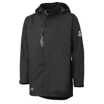 Helly Hansen Manchester Shell Coat - Black