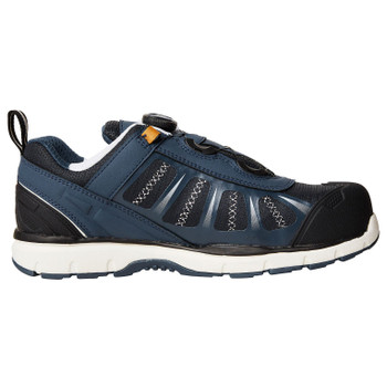 Helly Hansen Smestad Boa Shoes - Navy  - side view