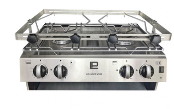 Sowester Voyager 4500 Gimbaled 2 Burner and Grill  Hob 4501