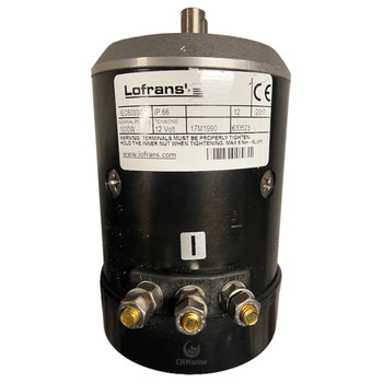Lowrance Replacement Motor 12v x 1000w  633523