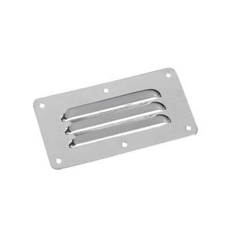 Roca Stainless Louvred Vent   127mm x 67mm Model 481380
