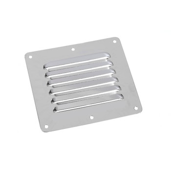 Roca Stainless Louvred Vent 127mm x 115mm Model 481390