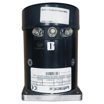 Lofrans Electric Motor  Lofrans X2 - 12v x 1000w Part No 634387