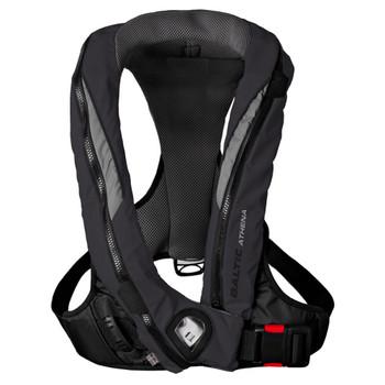 Baltic Athena Women's Auto Lifejacket - Black/Grey