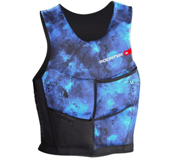 Rooster Impact Buoyancy Aid - Azure