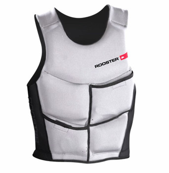 Rooster Impact Buoyancy Aid - white