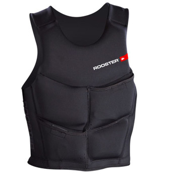 Rooster Impact Buoyancy Aid - Black