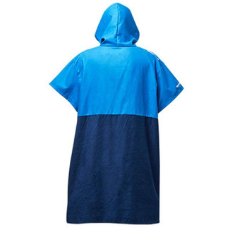 Rooster Poncho back- Junior