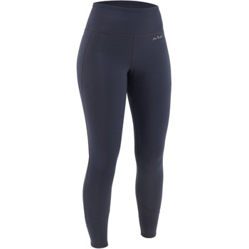 NRS Women's HydroSkin 0.5 Pant - New for 2021, Dark Shadow, Front