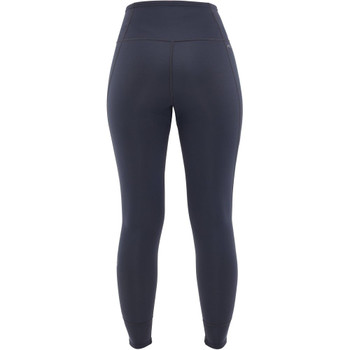 NRS Women's HydroSkin 0.5 Pant - New for 2021, Dark Shadow, Back