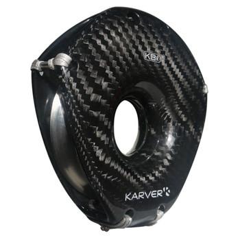 Karver KBRC10 Carbon Titanium Hi- Load Block - PF330000(C)