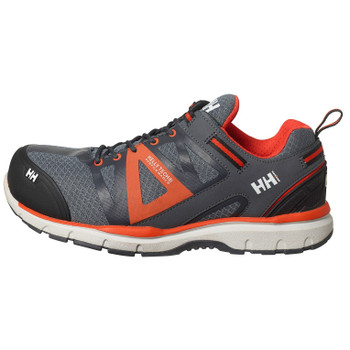 HH Workwear Smestad Active Shoes - Charcoal/Orange