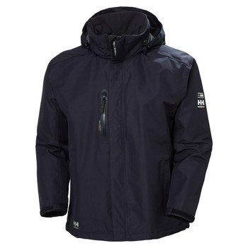 HH Workwear Manchester Shell Jacket - Navy