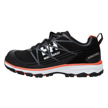 Helly Hansen Chelsea Evolution Shoes - Black/Orange