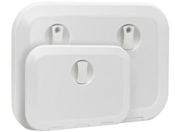 Plastimo Access Hatch Model 65889 White -315 x 440 mm