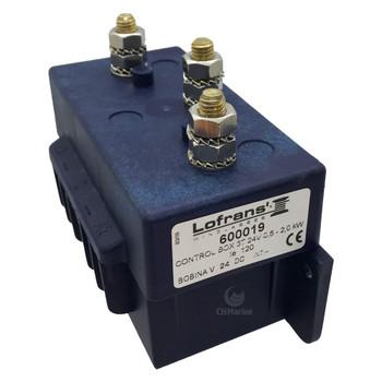 Lofrans Windlass Control Boxes 3 Terminal 500w-1700w -24 Volt