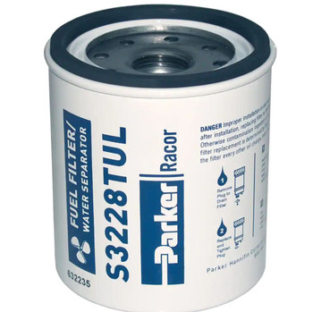 Racor Fuel Filter Element S3228TUL - 10 Micron -Petrol