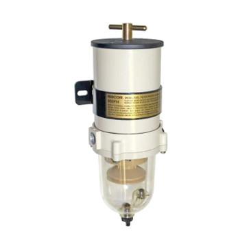 Racor Turbine Diesel Filter 900FG30 - 30 Micron - Clear Plastic Bowl