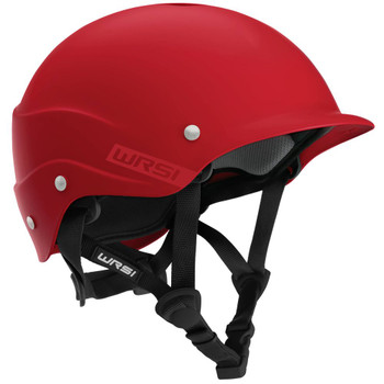 WRSI Current Helmet - Salsa, Front Right