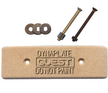 Marinco Guest D-8 Dynaplate Grounding Plate Model 4008