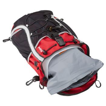 NRS Taj M'Haul Deck Bag, Open