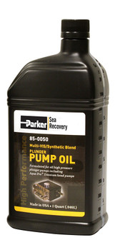 Parker Racor 85-0050 Multi VIS/ Synthetic Blend Pump Oil - 916ML