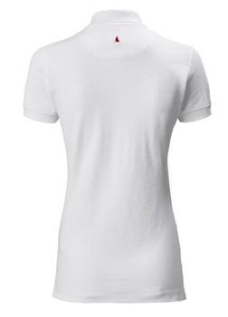 Musto Pique Polo Shirt -White- Women