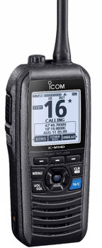 ICOM IC-M94DE Handheld VHF/DSC Radio with built-in AIS Receiver