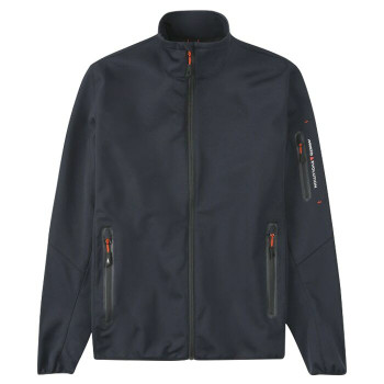Musto Crew Softshell Jacket - Men - Black