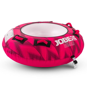 Jobe Rumble 1 Person Hot Pink Towable