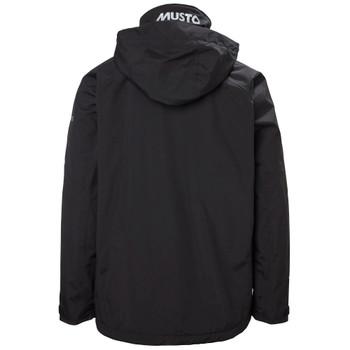 Musto Corsica BR1 Jacket 2.0 Men - Black back