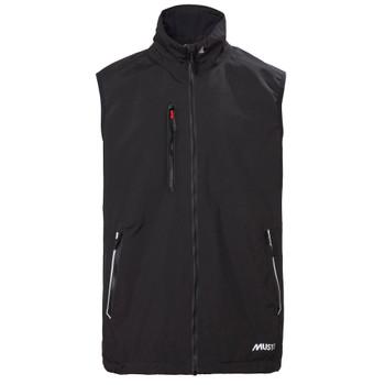 Musto Corsica Gilet 2.0 - Men - Black front