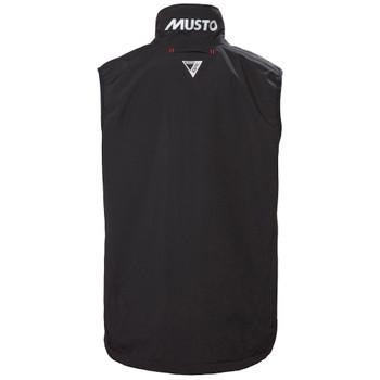 Musto Corsica Gilet 2.0 - Men - Black back