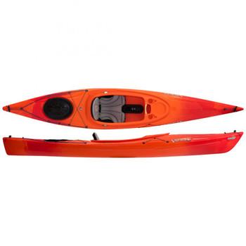 Venture Islay Cruiser Touring Kayak - Fit4, Orange Soda