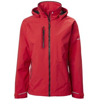 Musto Sardinia Jacket 2.0 Women - True Red - Front