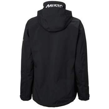 Musto Corsica Jacket 2.0 Women - Black back