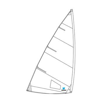 Windesign Laser 4.7 Training / School Sail