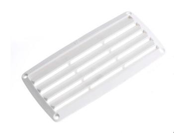 Roca Plastic Vent 100 x 200mm -White 480804